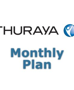 Thuraya Monthly Plan