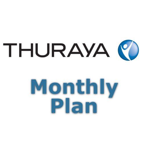 Thuraya Monthly Plan