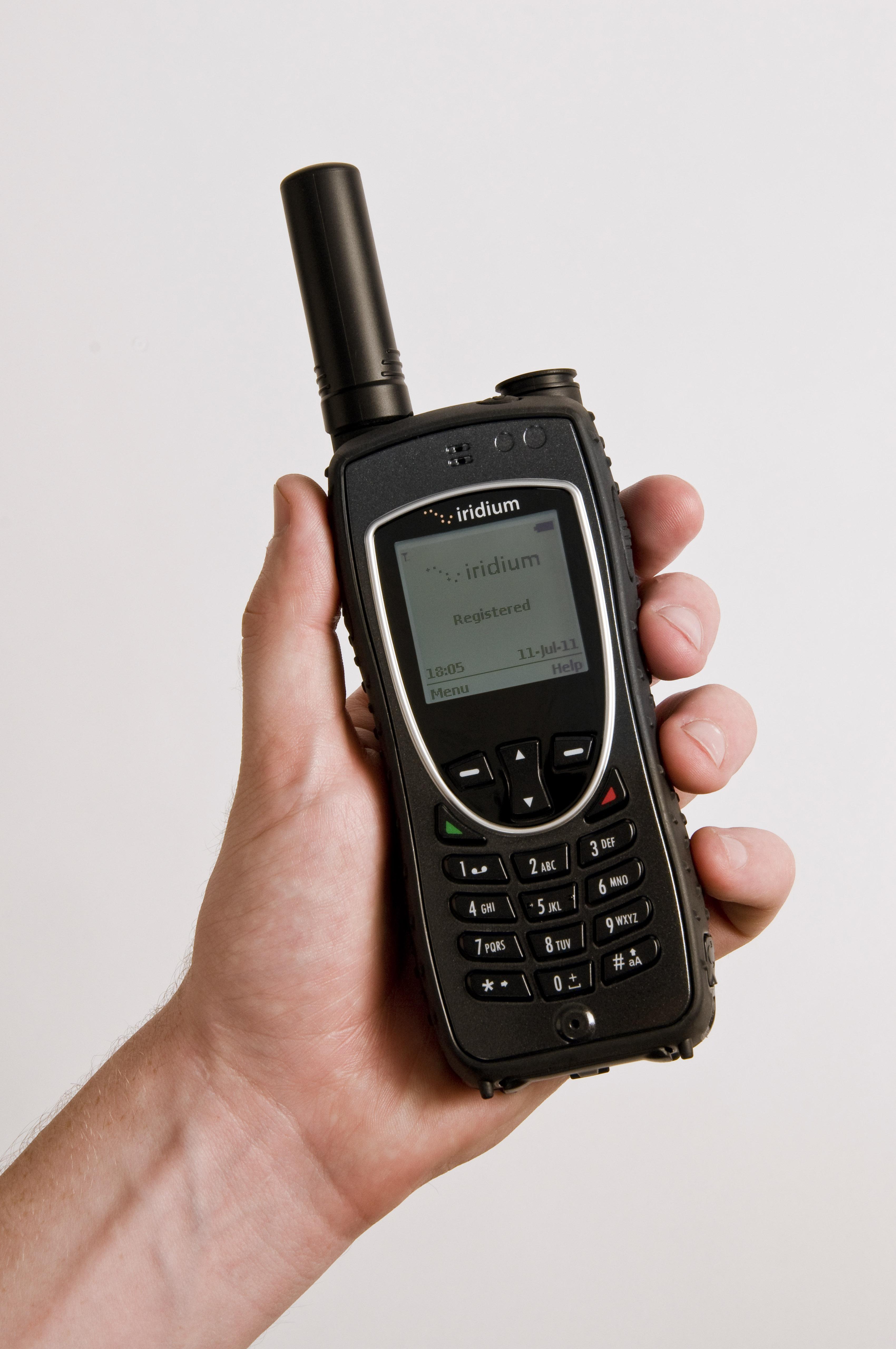 Iridium Extreme Handheld