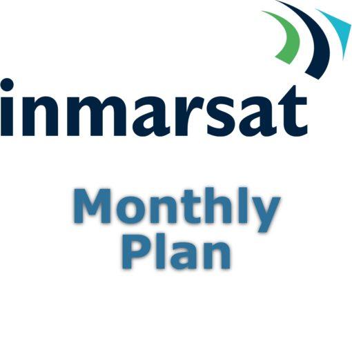 Inmarsat Monthly Plan
