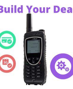 Iridium Extreme – Custom Bundle - 9575 Satellite Phone