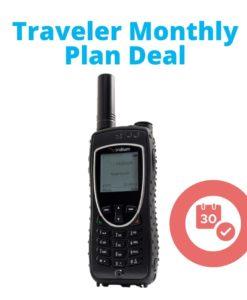 Iridium Extreme - Traveler Plan Promotion - 9575 Satellite Phone