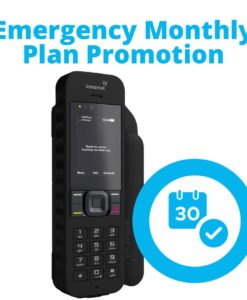 Inmarsat IsatPhone 2 Emergency Plan Promotion