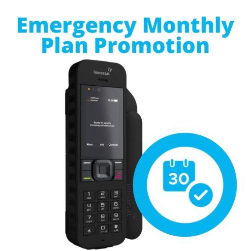 Inmarsat IsatPhone 2 Emergency Plan Promotion